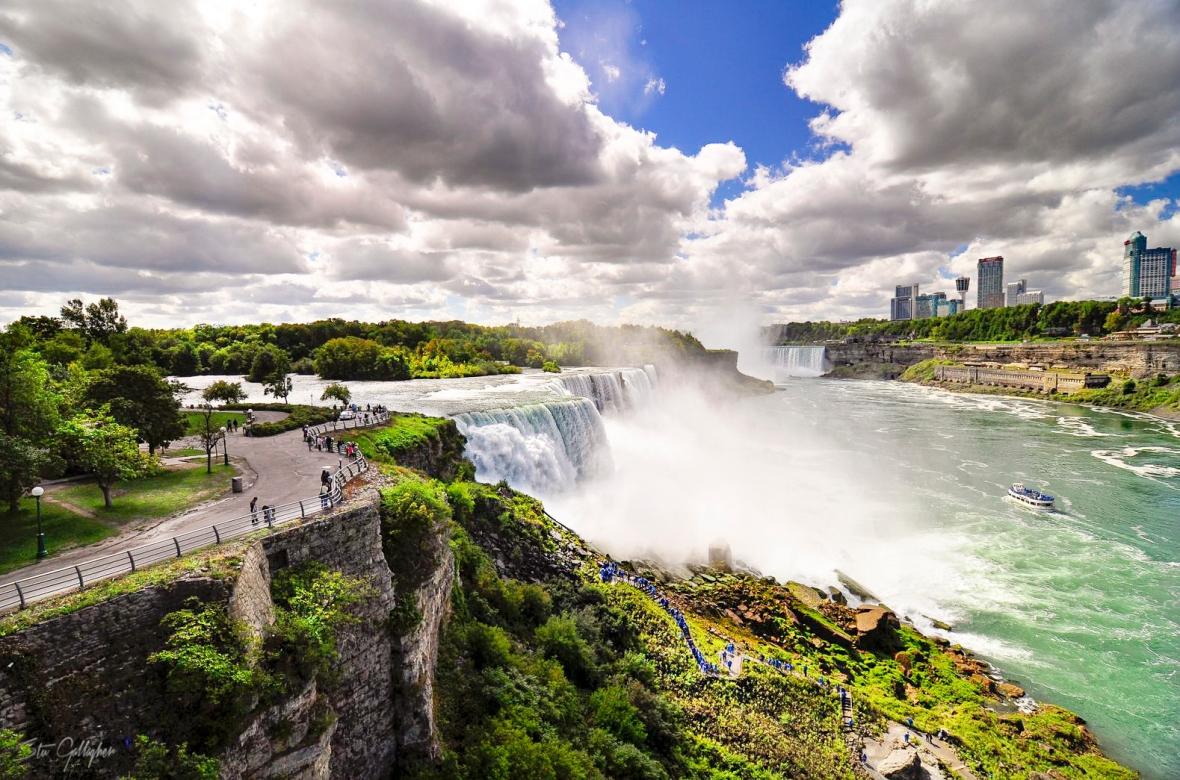 Niagara Falls print