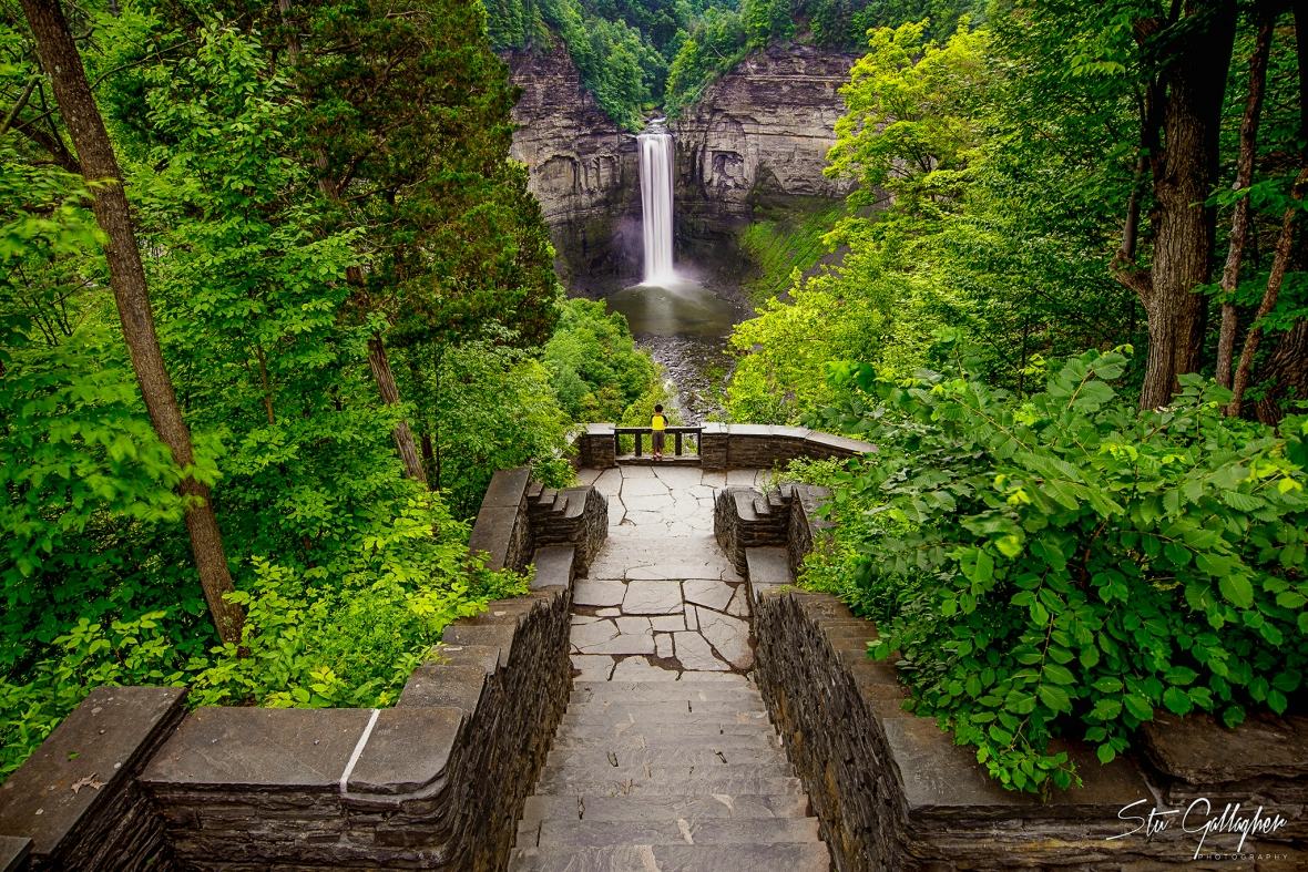 Taughannock Falls photography
