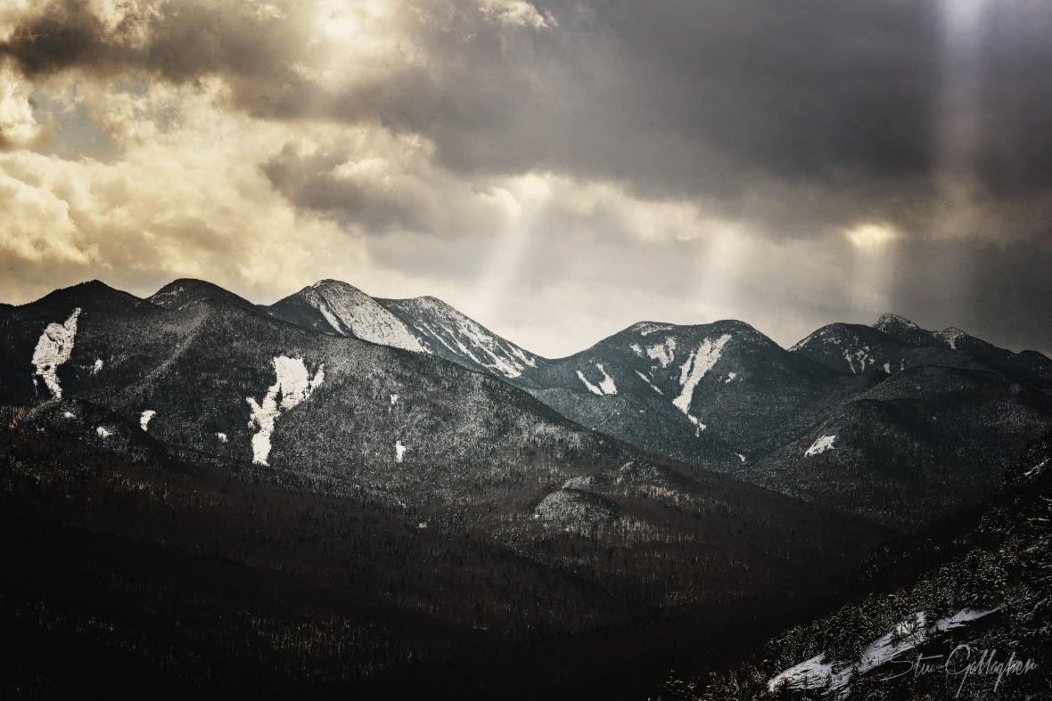 Adirondack High Peaks Range